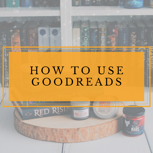 How to use Goodreads.
