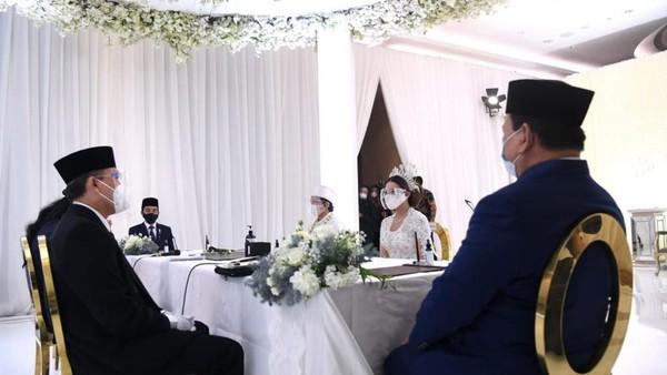 Heboh, Jokowi dan Prabowo Saksi Pernikahan Atta - Aurel