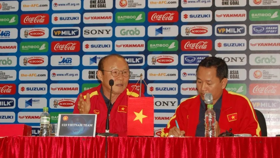 HLV Park Hang-seo sinh ra là dành cho Việt Nam