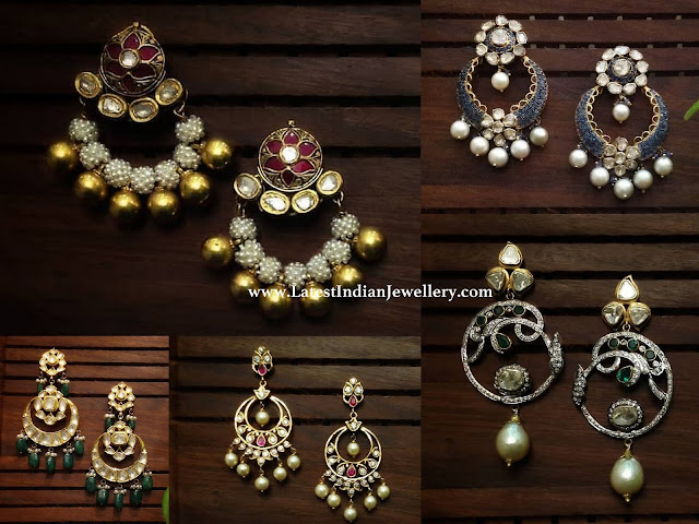 Chandbalis from NS Jewels