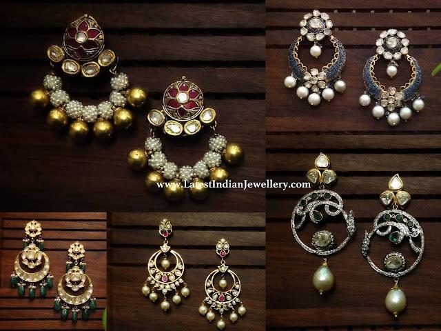 Chandbalis from NS Jewels