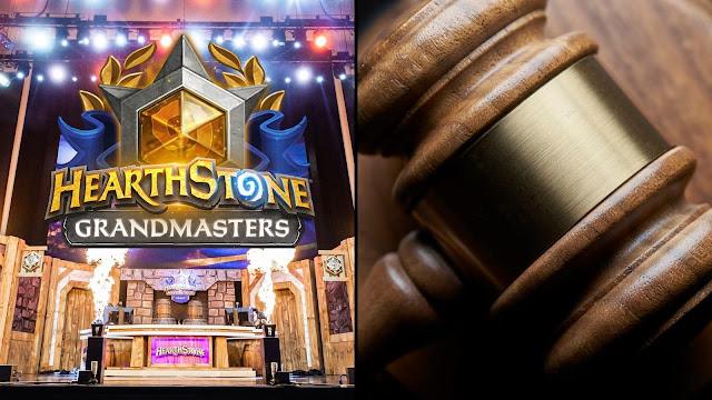 Blizzard empeora las cosas al pronunciarse sobre el castigo aplicado al jugador profesional de Hearthstone.