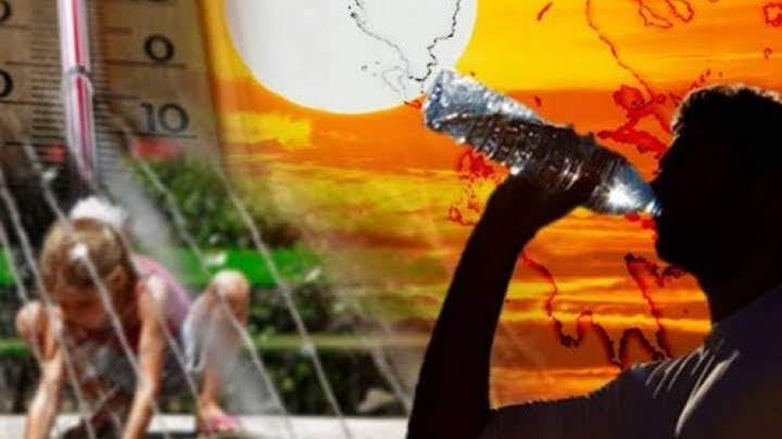 Καύσωνας και αποπνικτική ατμόσφαιρα την Κυριακή στον Θεσσαλικό κάμπο (VIDEO)