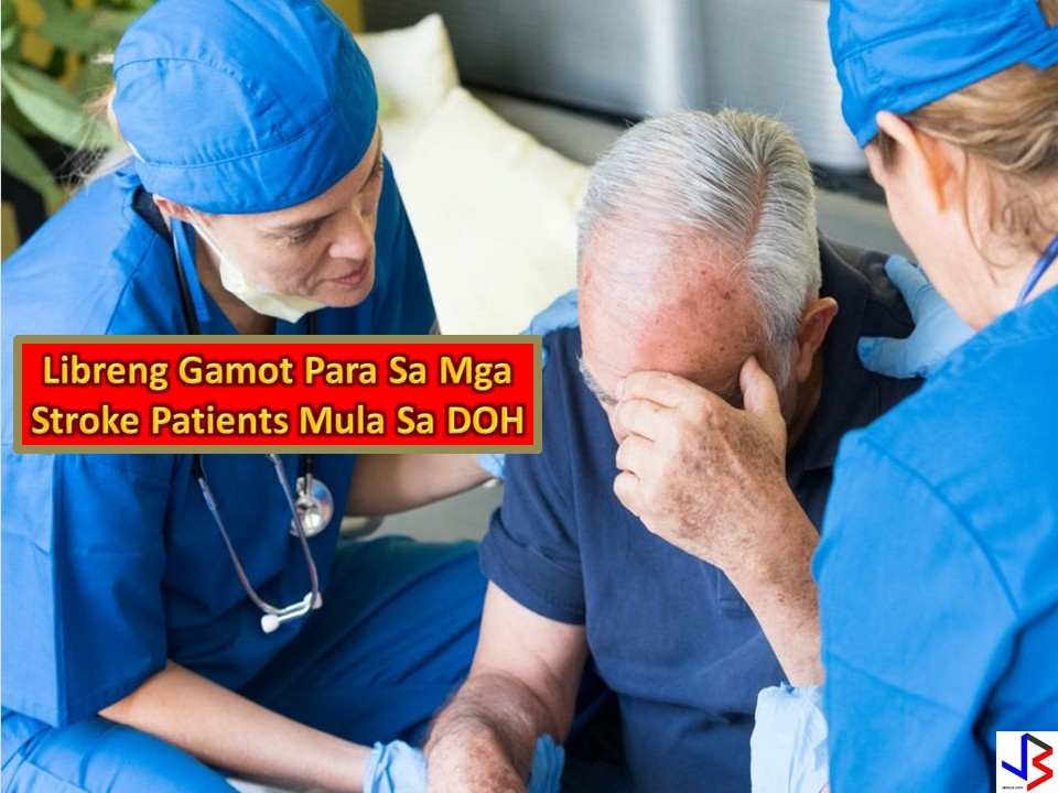 "GOOD NEWS!LIBRE NA ANG GAMOT PARA SA MGA STROKE PATIENTS. The Department of Health announced that the medicine for stroke patients is now available at some selected hospitals nationwide and its  free. Alteplase or tissue plasminogen activator,the medication for stroke which usually costs Php80,000 per vial is a trully life-saving drug that is ideally administered within 3 hours upon onset of fatal stroke,Health Secretary Paulyn Jean B. Rosell-Ubial explained.The DOH procured the said medicine for only Php30,000 and now became available to everyone waiving the excuse of not being treated because they cannot provide the money needed to have access to the pricey stroke medication. Ubial however reminded doctors must first distinguish the type of stroke the patient has because alteplease will only benefit a patient with ischemic type of stroke as the medicine ""breaks down unwanted blood clots."" ""Alteplase will just worsen the stroke if given to those with the haemorrhagic type since this will just promote more bleeding in the brain,"" she added."