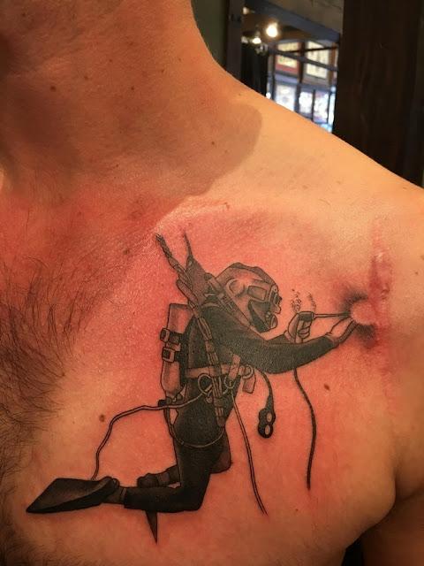 Tatuagens que são verdadeiras obras de arte