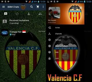 BBM Mod Valencia 3.0.0.18 Terbaru