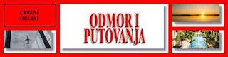 - ODMOR I PUTOVANJA - CRVENI OGLASI