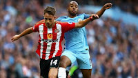 Manchester City vs Sunderland 2-1 Video Gol & Highlights