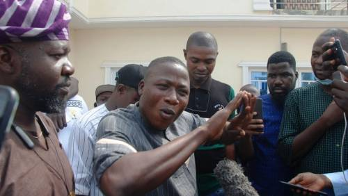 UPDATE: How Yoruba Activist, Sunday Igboho Was Arrested With Beninese Passport