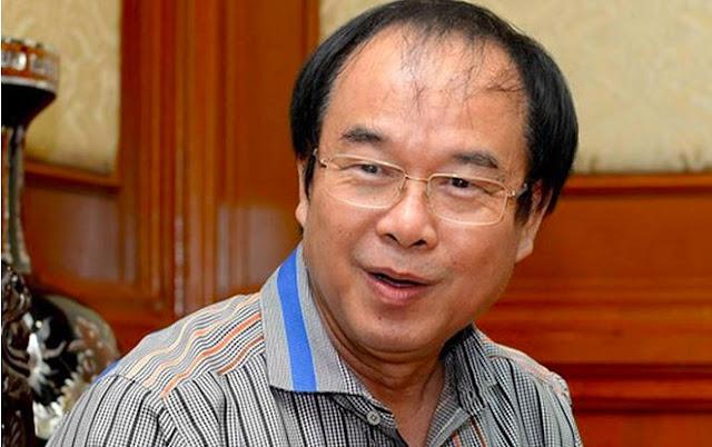 ông Nguyễn Thành Tài, cựu Phó chủ tịch UBND TP.HCM