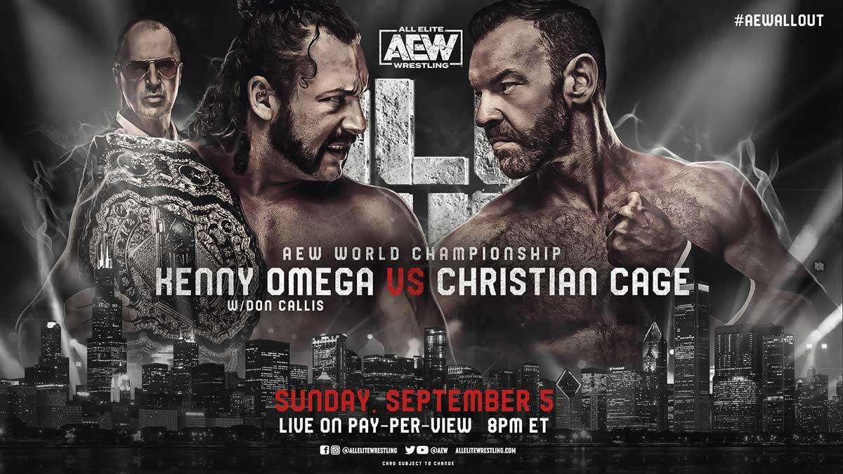 Cobertura: AEW All Out 2021 – Isso é pro-wrestling!