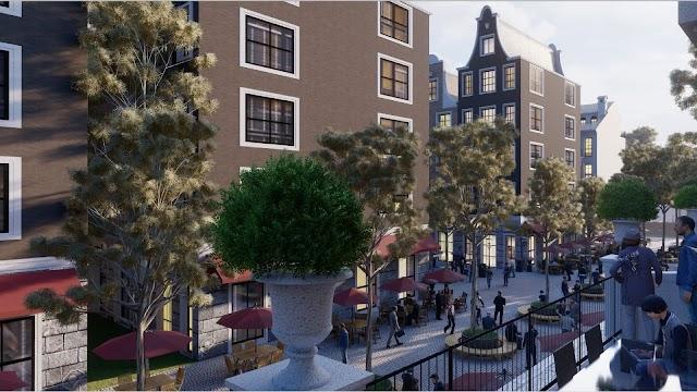 Các mẫu thiết kế hoàn hảo biệt thự shop villas Sunshine Residence Helios Ciputra Hà Nội