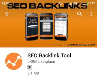 Cara mengetahui jumlah backlink blogger di hp