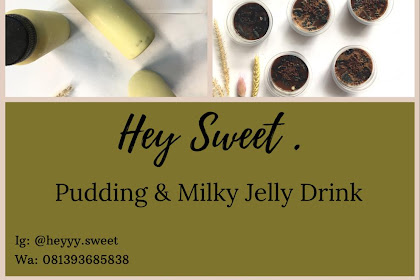 Pudding & Milky Jelly Drink Tasikmalaya
