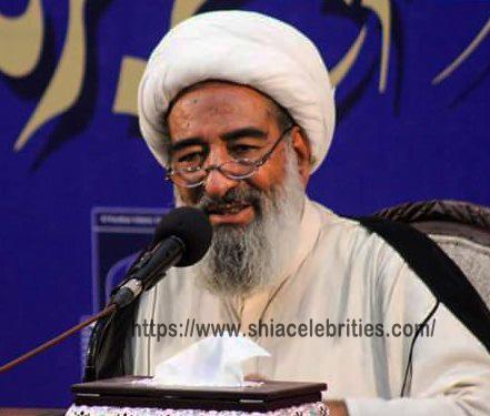 Sheikh Mohsin Ali Najafi Biography