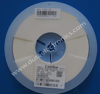 Jual Resistor SMD 68R (0603) 1% Murah Original