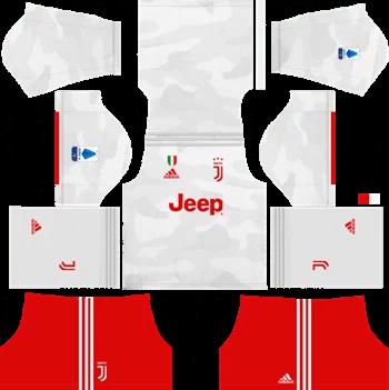 Download Kit DLS Juventus Away 2019 - 2020