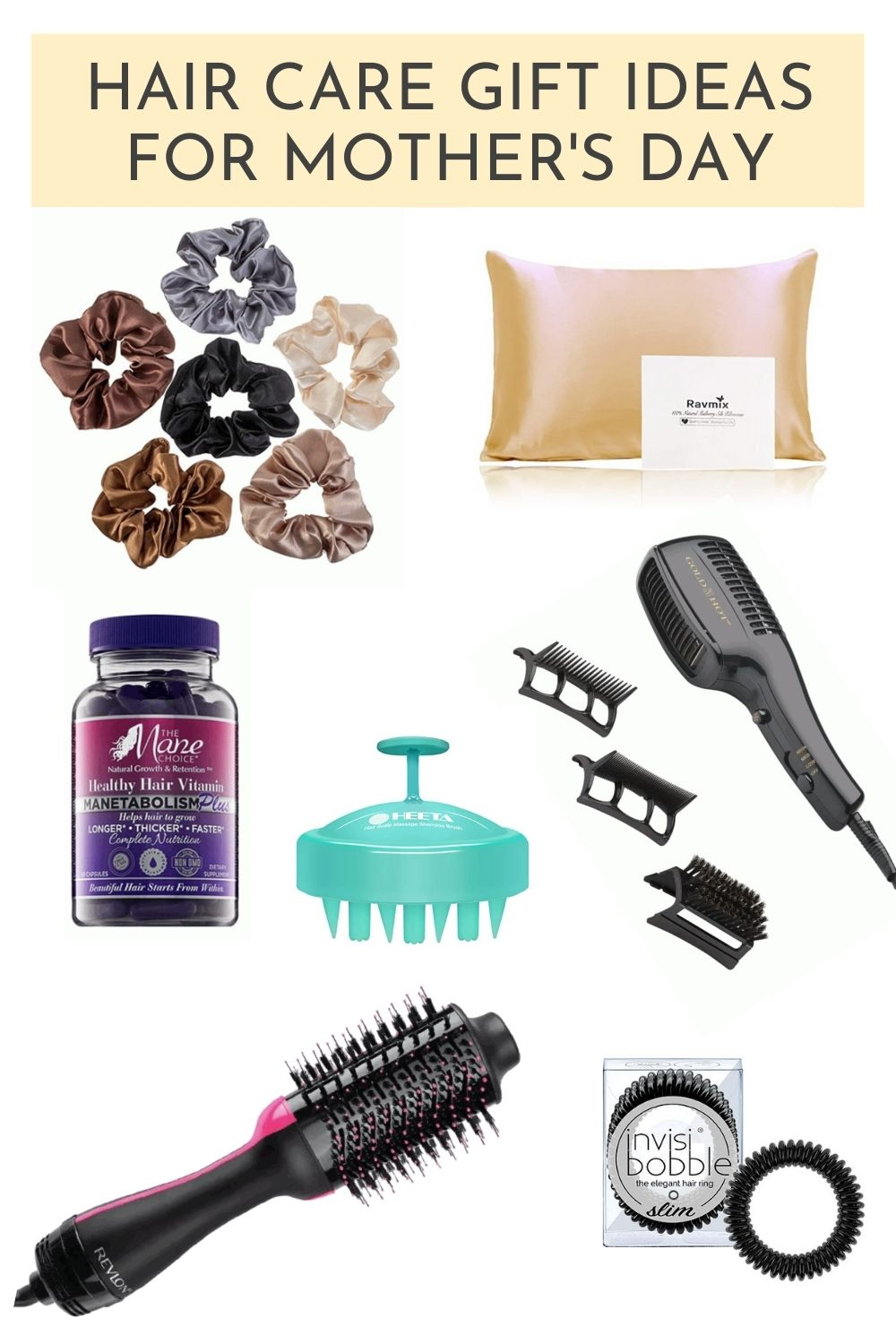 Hair care gifts for Mother's Day | A Relaxed Gal