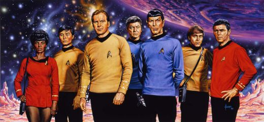 Star Trek at 50, really!