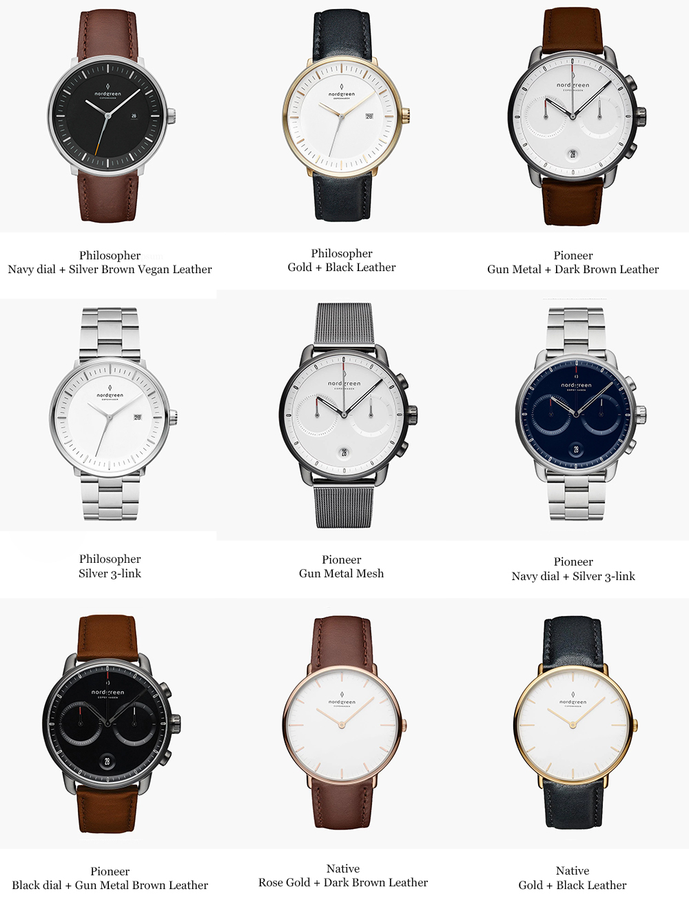Nordgreen-Mens-Watches-Black-Friday-Deal