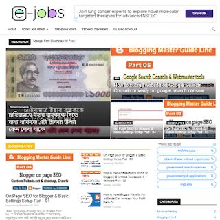 Newspaper- 9-Blogger-Template-demo