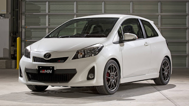 supercharge toyota yaris europe hot hatch