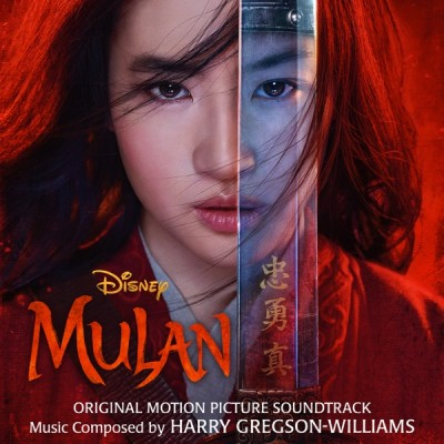 Mulan (Original Motion Picture Soundtrack) (2020) - Album Download, Itunes Cover, Official Cover, Album CD Cover Art, Tracklist, 320KBPS, Zip album