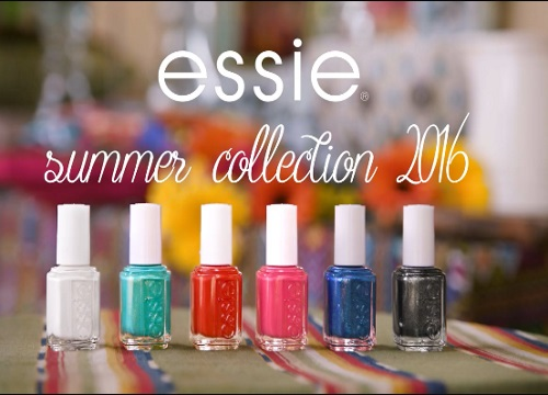 Essie Summer Behind the Hues Contest