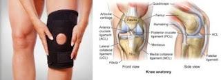 Cara Mengobati Cedera Lutut Yang Benar