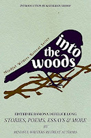 cover for the Mindful Writer's Into the Woods anthology.