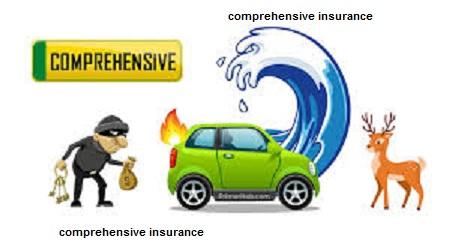 comprehensive insurance