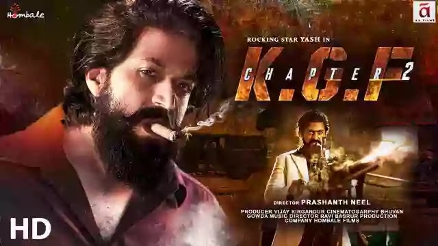 KGF chapter 2 Full Movie Download in Hindi Filmyzilla