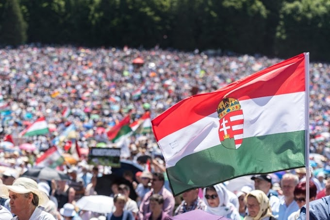 Felmérés: Tízből nyolc magyar büszke a magyarságára