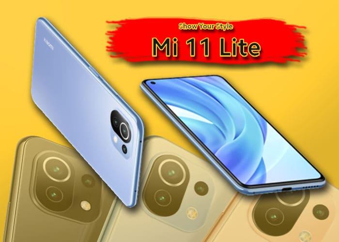 Xiaomi Mi 11 Lite Indonesia
