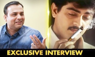 Me and Thala Ajith used to smoke together | Actor Arvind Kathare Interview