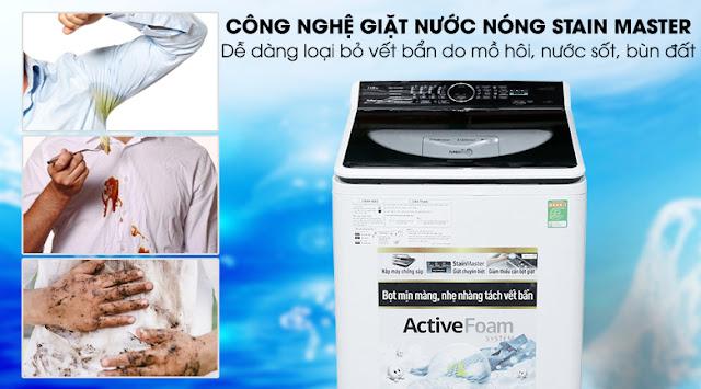 Máy giặt Panasonic NA-F115A5WRV