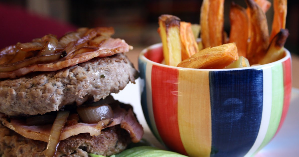 Low Carb Burger Fast Food