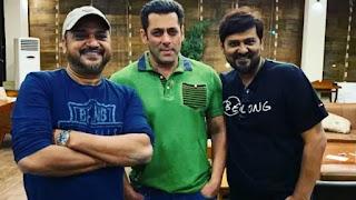 salman khan maurn on music director wajid khan death