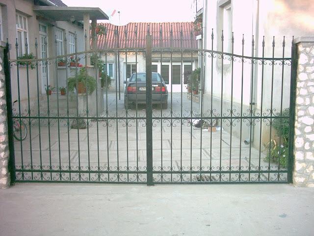 porti metalice