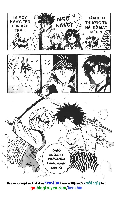 Rurouni Kenshin chap 44 trang 13
