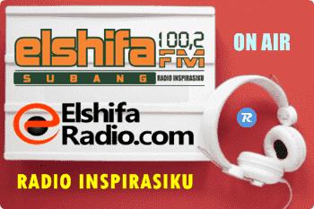 Radio Elshifa 100.2 fm Subang