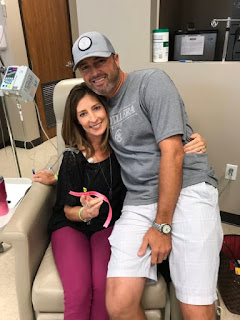 Ryan Palmers Wife Jennifer Palmer Was Diagnosed With Cancer