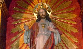 101 años de la consagración de España al Sagrado Corazón de Jesús