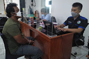 Asyik Nyabu Di Rumah DPO, Dua Pria Di Mataram ini Di Ringkus Tim Resnarkoba