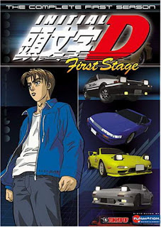 assistir - Initial D First Stage Dublado - online