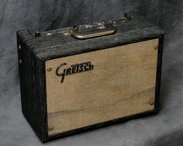 craigslist vintage guitar hunt nice 1965 gretsch 6150t combo tube amp on ebay for 389 bin. Black Bedroom Furniture Sets. Home Design Ideas