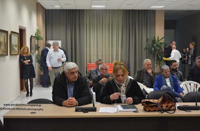 Ο Πρόεδρος του Συλλόγου Γονέων του ΤΕΕ Ειδικής Αγωγής Κατερίνης στο Δημοτικό Συμβούλιο Κατερίνης. (ΒΙΝΤΕΟ)