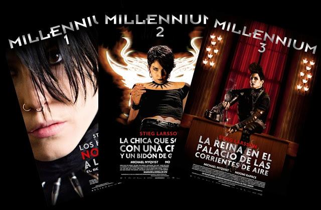 La joya de la corona, Millenium nos muestra la intrincada, pero adictiva historia de Mikael Blomksvit y Lisbeth Salander