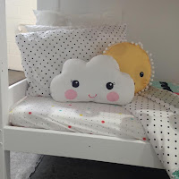 Kmart Cloud Pillows and Sun Cushion