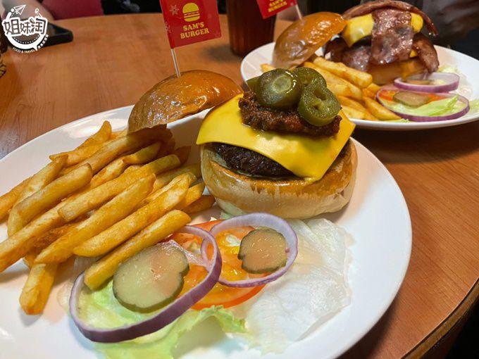 Sam's Burger-台東美食